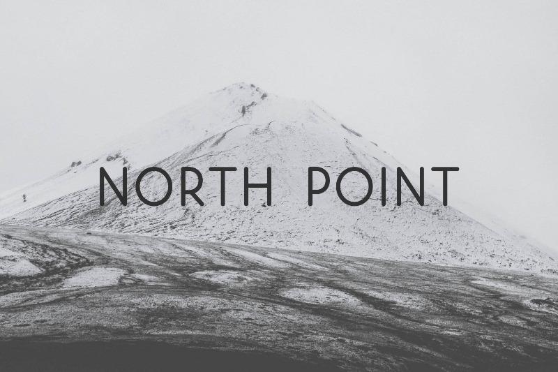 north-point-sans-serif