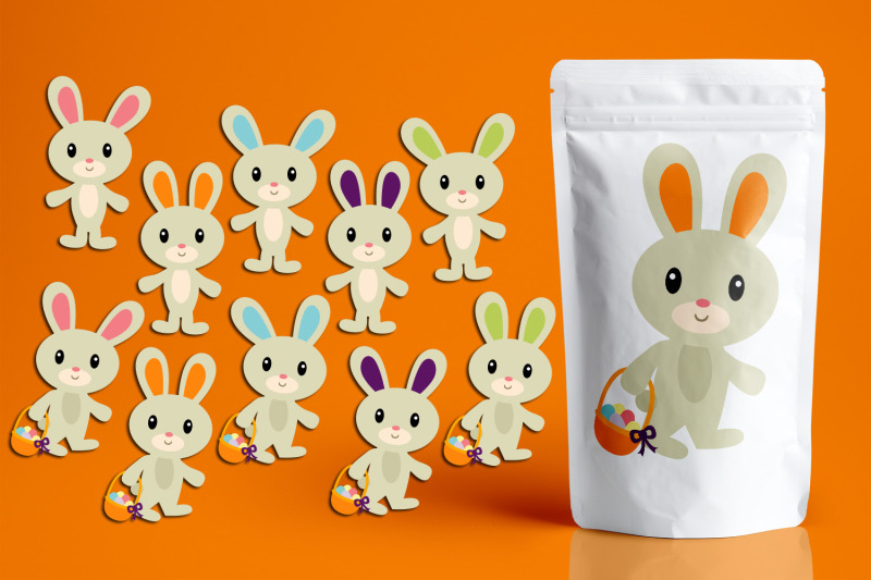 easter-bunny-illustrations