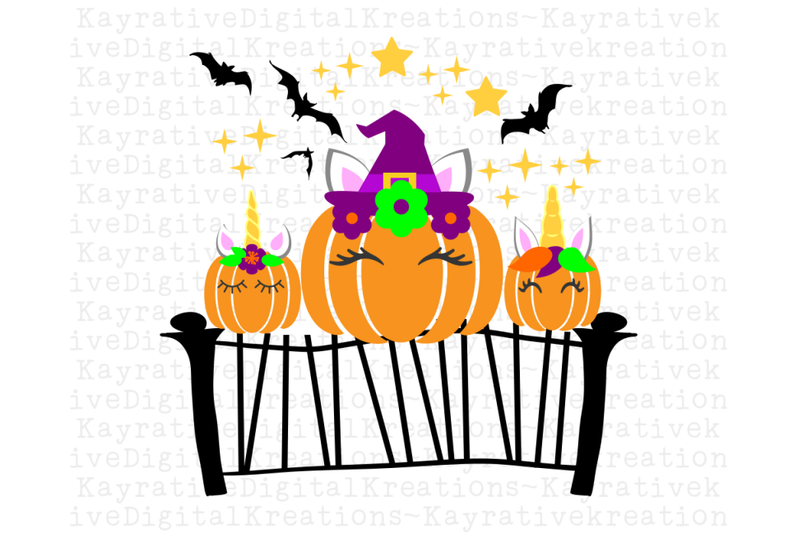 pumpkin-unicorn-svg