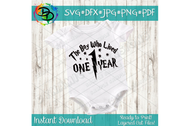 the-boy-who-lived-one-year-baby-svg-wizard-clip-art-inspired-harry-p