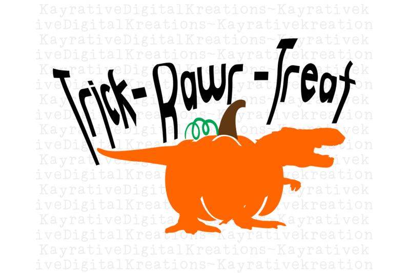 trick-rawr-treat-halloween-svg