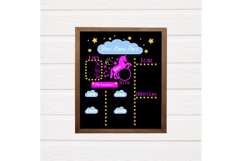 unicorn-milestone-chalkboard-svg-baby-girl-milestone-board
