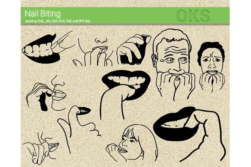 nail-biting-svg-svg-files-vector-clipart-cricut-download