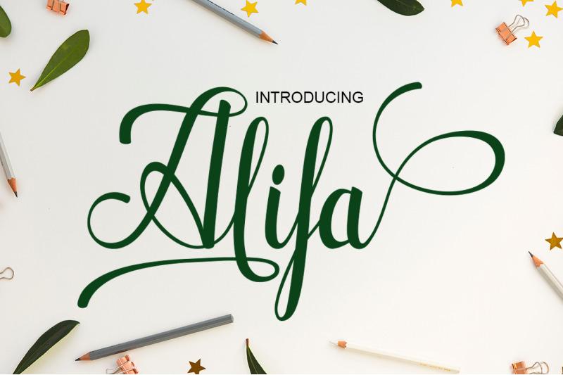 alifa-script