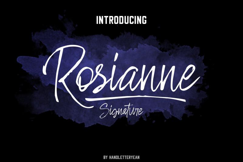 rosianne