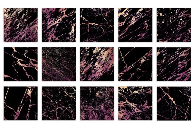 marble-rose-and-black-digital-paper