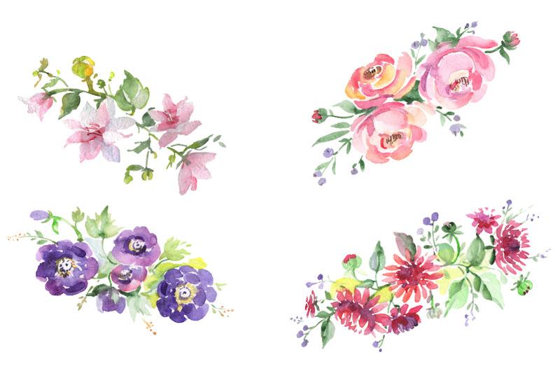mars-bouquet-watercolor-png