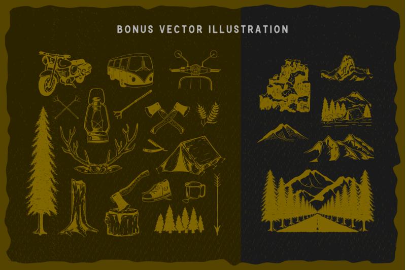blackcode-vintage-duo-extra-illustration