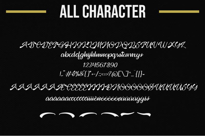 mosgrade-modern-nbsp-script-font