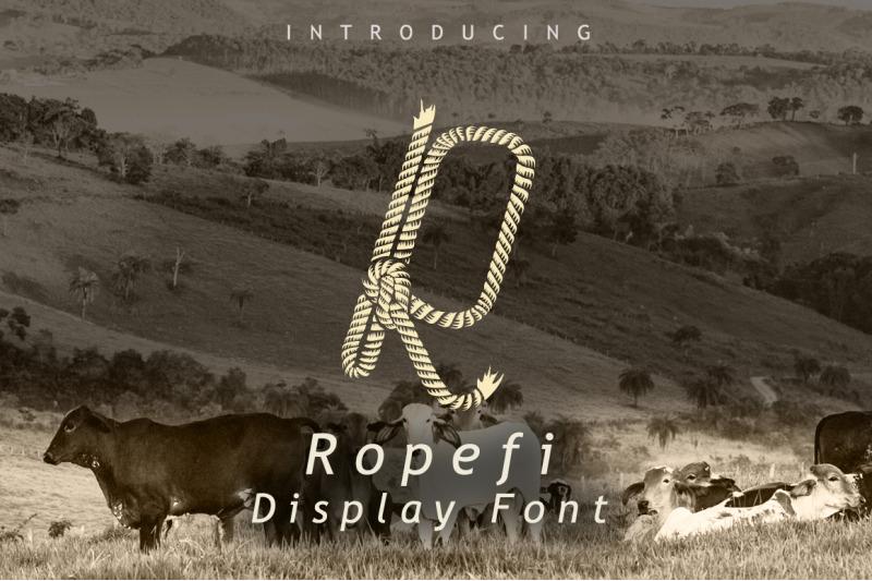 ropefi-font