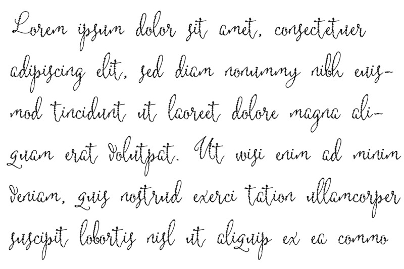 answerelaby-script-font-by-watercolor-floral-designs