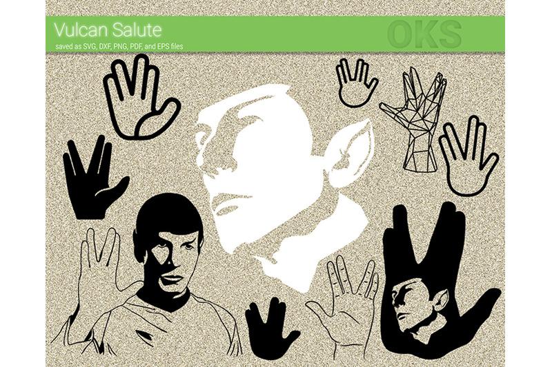 vulcan-salute-svg-svg-files-vector-clipart-cricut-download