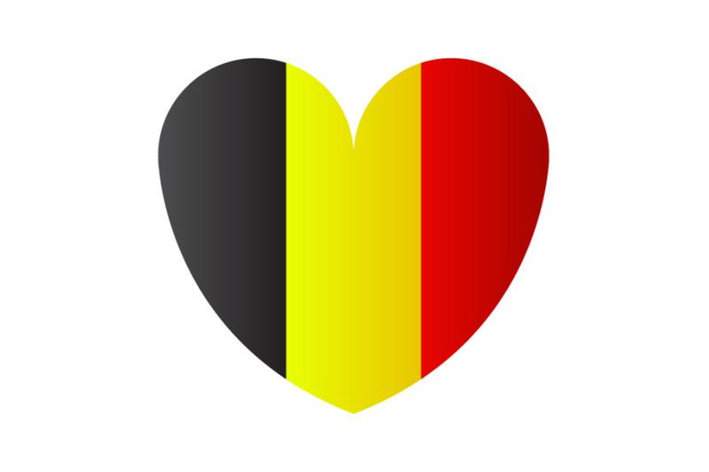 belgium-flag-with-heart