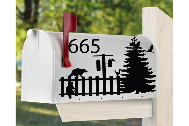 woodland-svg-mailbox-svg