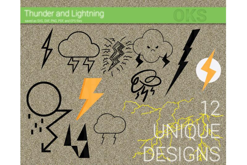 thunder-svg-lightning-svg-files-vector-clipart-cricut-download