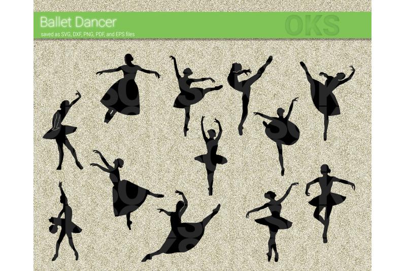 ballet-dancer-svg-svg-files-vector-clipart-cricut-download