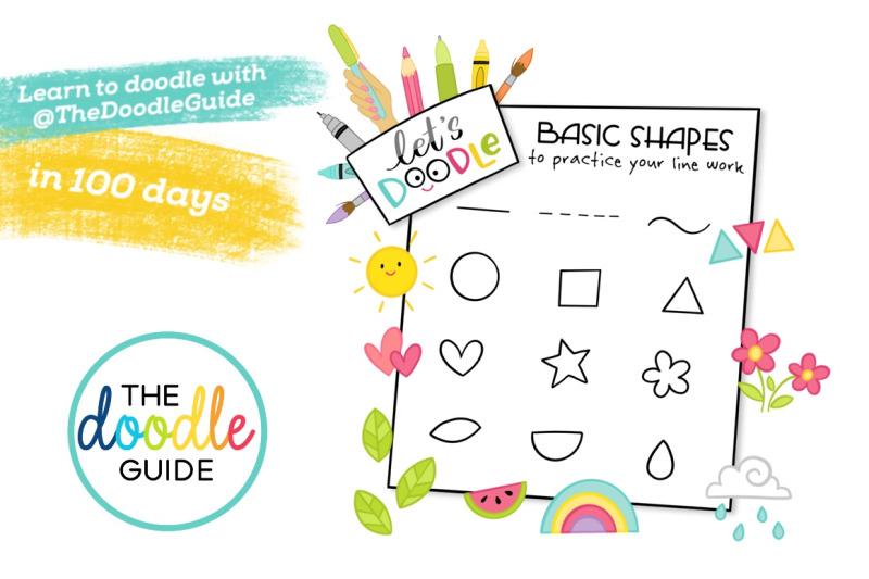 doodle-sheets-basic-shapes