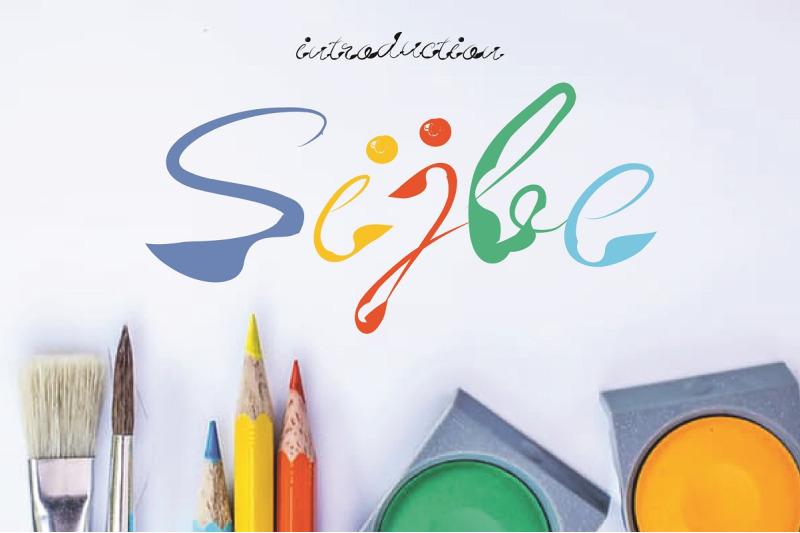 sijbe-font