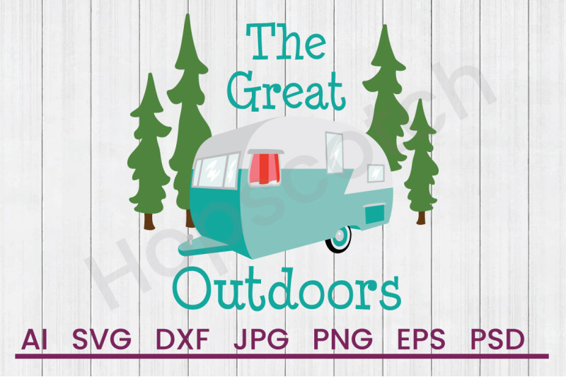 the-great-outdoors-svg-file-dxf-file