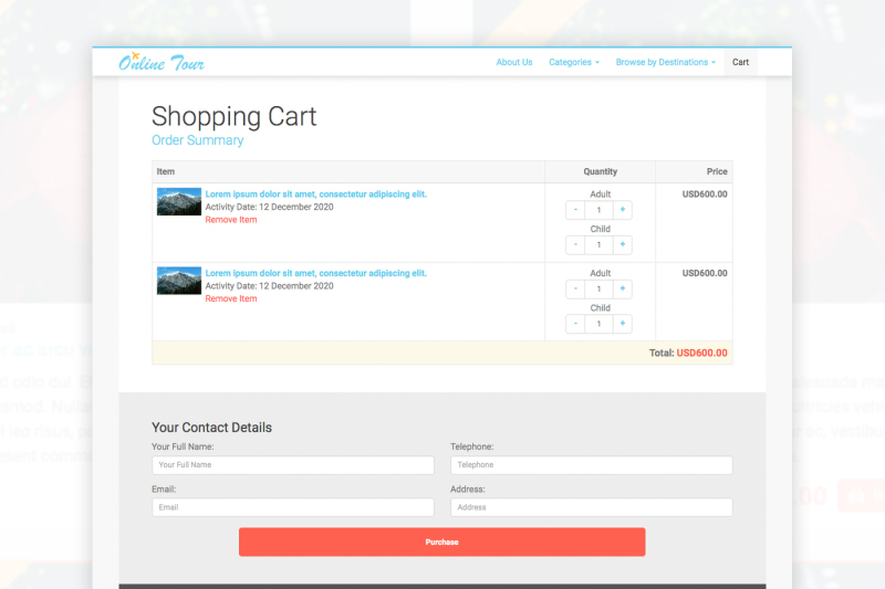 responsive-ecommerce-bootstrap-template