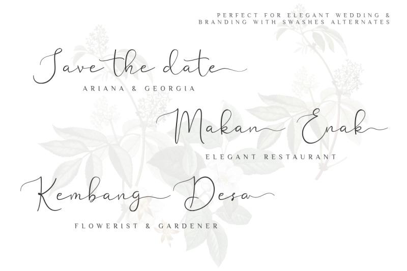 sutra-dara-elegant-calligraphy-font