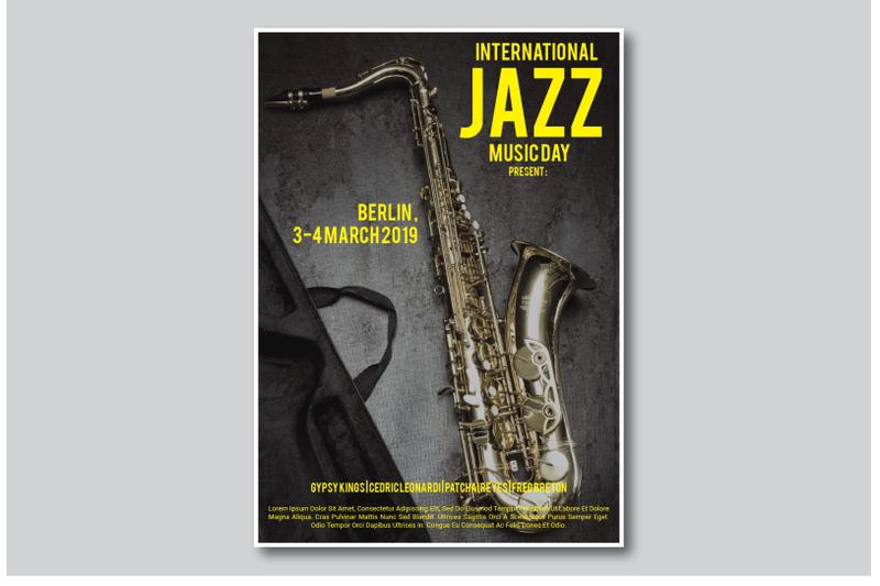 jazz-festival-flyer