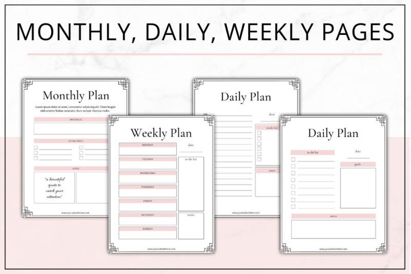 canva-blush-printable-planner-templates-2019-2020