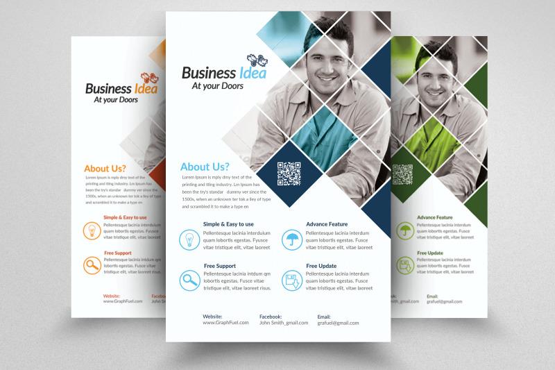 business-idea-flyer-template
