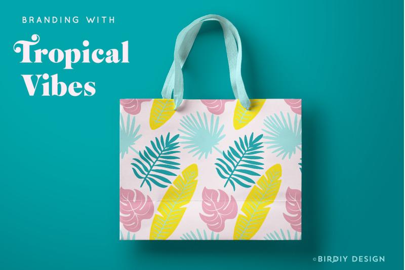 tropical-illustrations