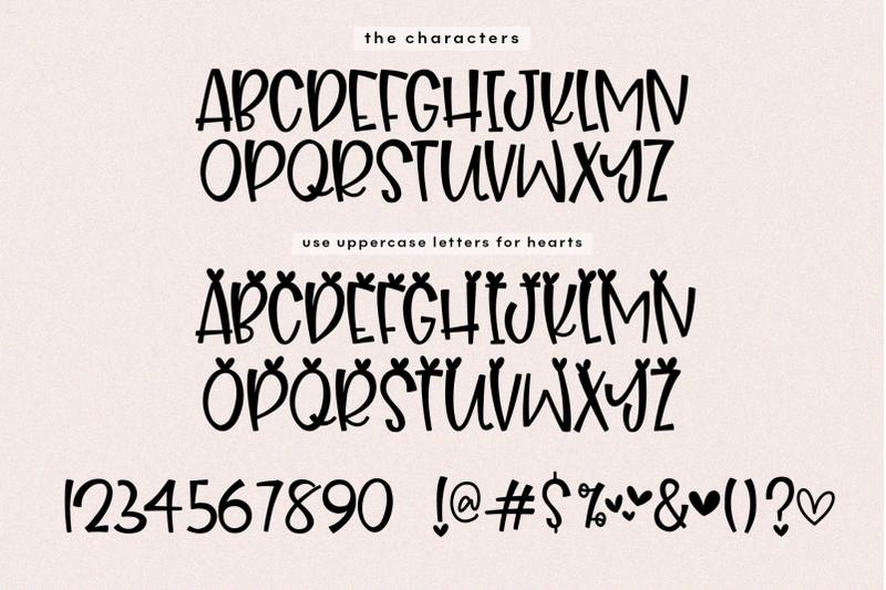 Lucky Charm A Quirky Handwritten Font By Ka Designs