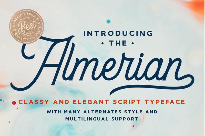 almerian-script