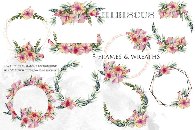 royal-flowers-watercolor-clip-art