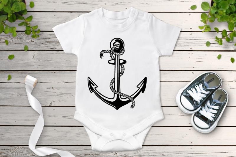 anchor-svg-rope-anchor-anchor-monogram