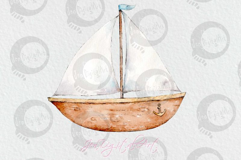 nauticolour-hand-painted-watercolour-15-piece-clip-art-set