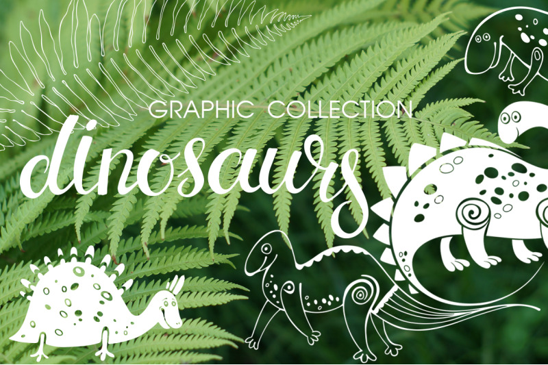 dinosaurs-graphic-collection