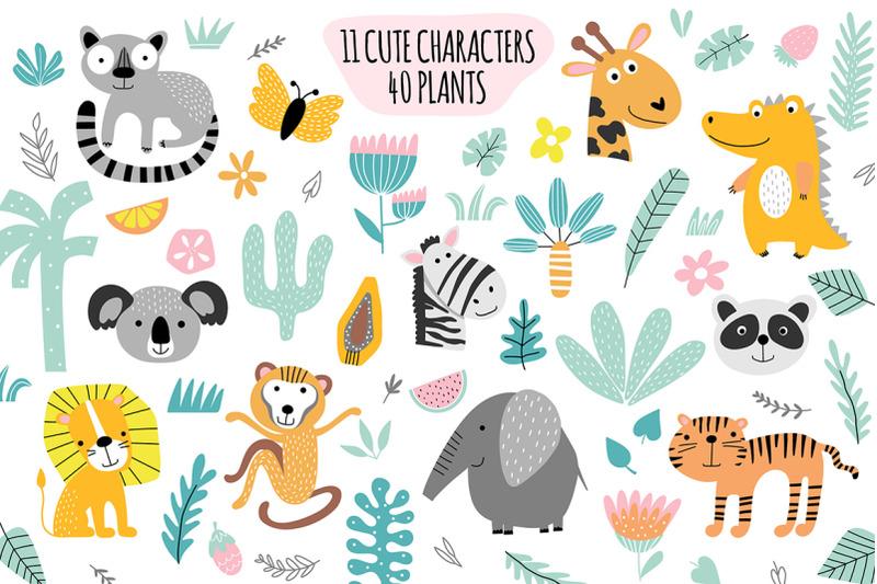 jungle-nursery-prints