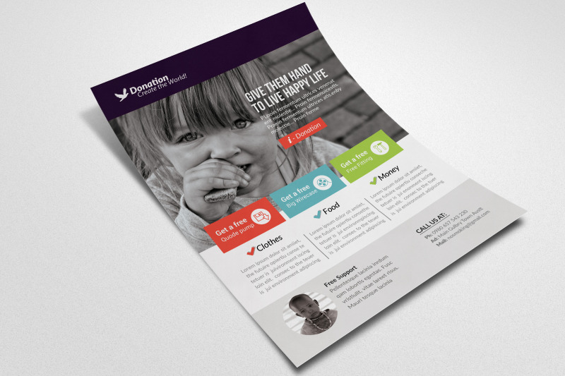 charity-fundraising-flyer-template
