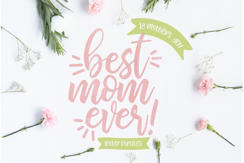 Mama Dearest Craft Bundle By Thehungryjpeg Thehungryjpeg Com