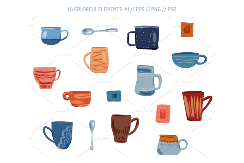 coffee-and-tea-party-cups