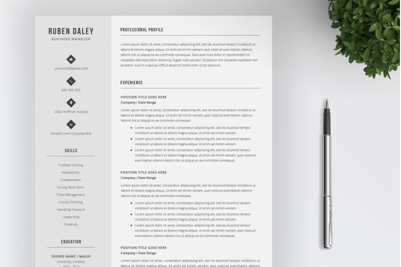 resume-template-an-cover-letter