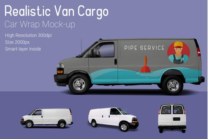 van-mock-up