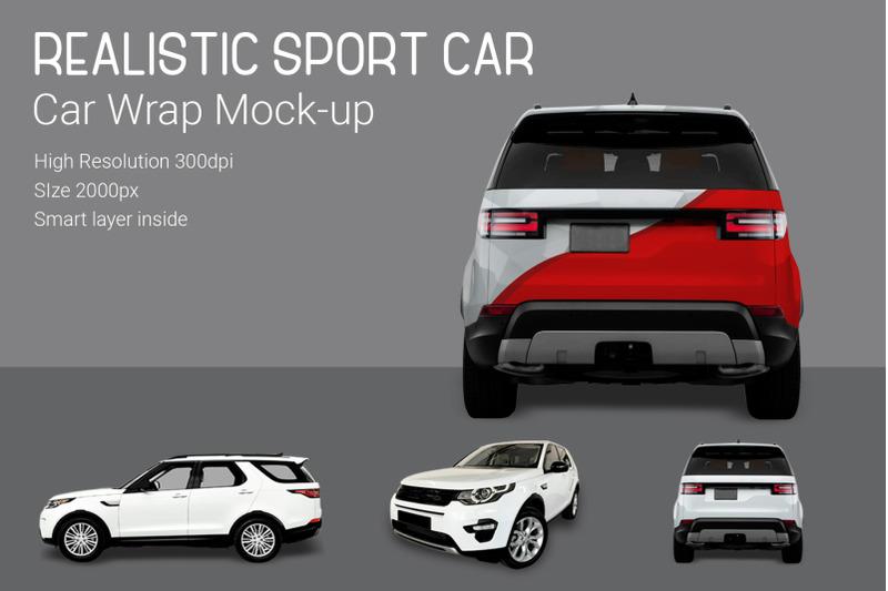 sport-car-mock-up