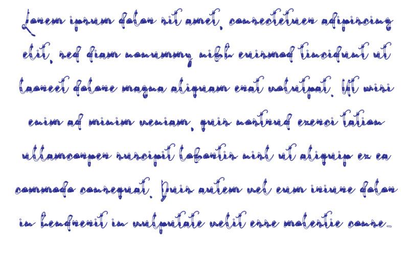 thunderly-script-font