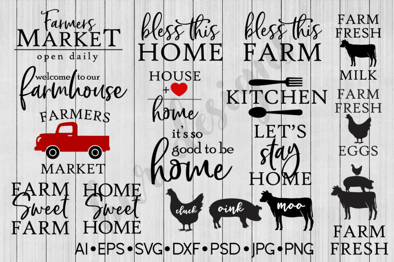 farmhouse-svg-bundle-svg-file-dxf