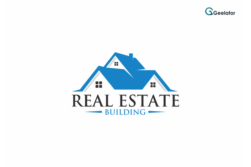 real-estate-building-logo-template
