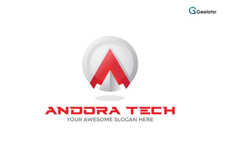 andora-tech-letter-a-logo