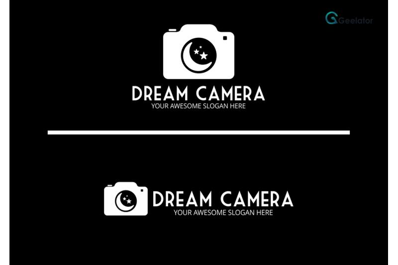 dream-camera-logo-design
