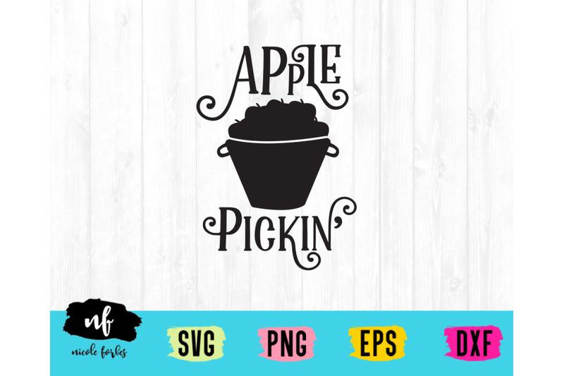 apple-picking-rustic-sign-svg-cut-file