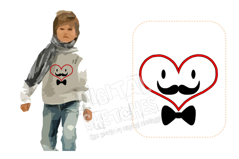 heart-mustache-applique-machine-embroidery-design-3-sizes