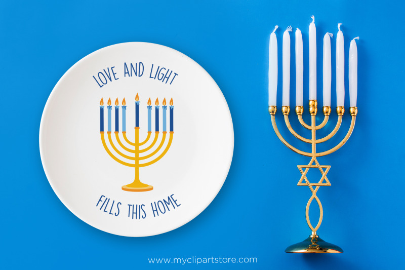 hanukkah-clipart-gold-menorah-vector-sublimation-svg